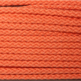 Baumwollkordel 5,3mm orange
