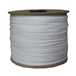 PE-Kordel 4mm weiß (de luxe)