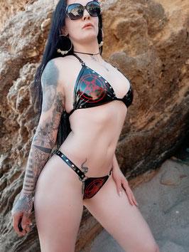 Lack Bikini 'Satanic Babe' #2/1