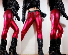 Red Pentagram Pants #5/3