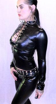 Laced Up Gothic Jacket 2/1