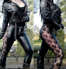 Studded Lace Pants #6/1