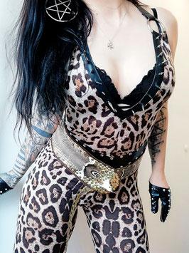 Leoparden Catsuit #1