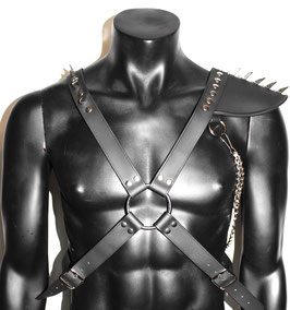 Men's Warrior Harness #1/4