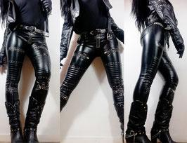 Studded Biker Pants #8/2