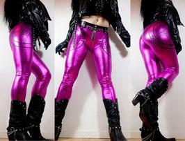 Pink Pentagram Pants #5/4