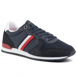 TOMMY HILFIGER Iconic Material Mix Runner