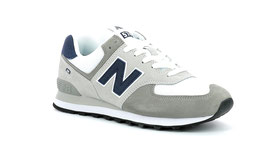NEW Balance ML574 Grey/White