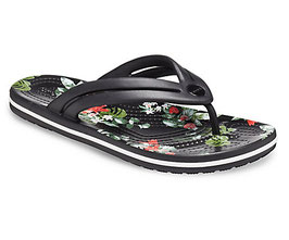 CROCS Crocband Botanical Black