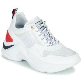 TOMMY HILFIGER Wedge Sporty Sneaker