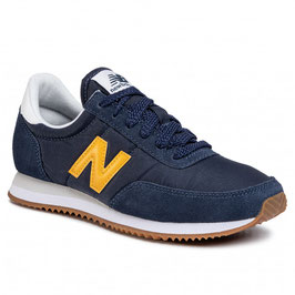 NEW Balance UL720 Navy/Yellow