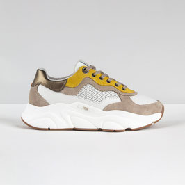 HUB Rock Off White/Yellow