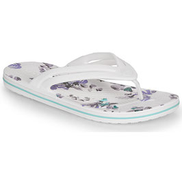 CROCS Crocband Botanical White