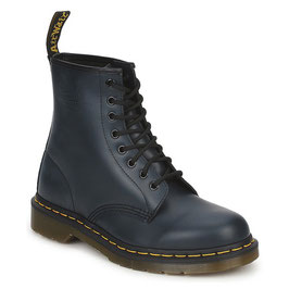 DOC MARTENS 1460 navy smooth