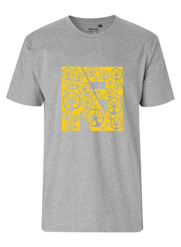 NF Kollektion yellow-grey
