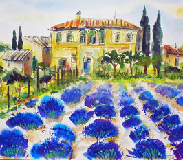 Im Garten der Provence