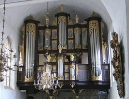 1675/88 Hus/Arp Schnitger, Stade (Deutschland)