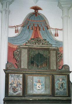 1654 Unbekannter Erbauer, Griebenow (Deutschland)