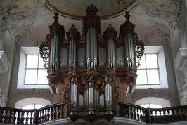 1760 Johann-Andreas Silbermann, Arlesheim (Schweiz)