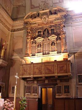 ca. 1600 Antegnati St. Carlo, Brescia (Italien)