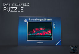 Puzzle Bielefeld Stadthalle