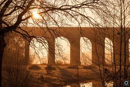 "Acryl Druck ""Viadukt 2"""