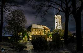 "Leinwand ""Sparrenburg Hof"""