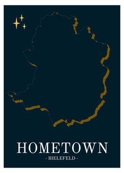 Poster  Hometown Night