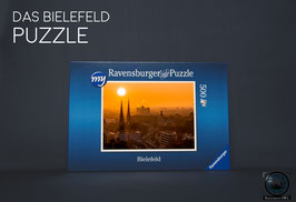 Puzzle Bielefeld SUNRISE by L'artyfy