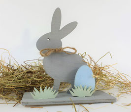 Osterhase Shabby-Look