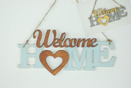 Welcome Home - Aufhänger