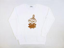ムーミン ソフト裏毛トレーナー ミイ/コルク
