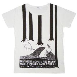 ムーミン 半袖Tシャツ モリ