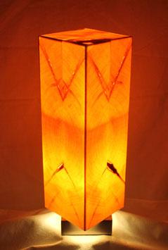 Zirbenholzlampe   Zirbenholzoberfläche ca. 0,38m²