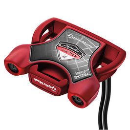 【数量限定】テーラーメイド TaylorMade SPIDER ITSY BITSY LIMITED RED