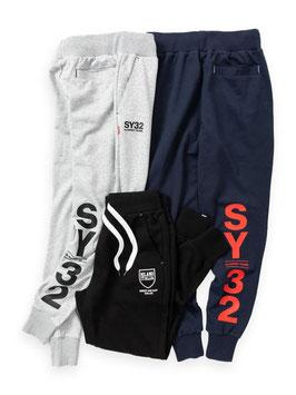 SY32 SHIELD LOGO SWEAT PANTS TNS1714