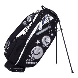 WINWIN STYLE GET BIRDIE! スパンコール LIGHT WEIGHT STAND BAG(CB-952)