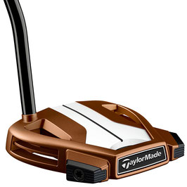 TaylorMade Spider X COPPER WHITE SINGLE BEND