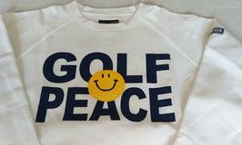 r&s GOLF PEACE SWEAT RSM-21203 WHITE