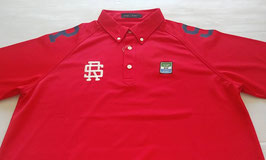 r&s ATHLETIC POLO RSM-21012 RED
