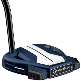 TaylorMade Spider X BLUE WHITE SINGLE BEND