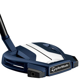 TaylorMade Spider X BLUE WHITE SMALL SLANT