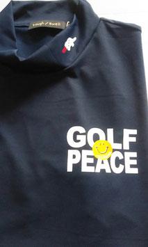 r&s GOLF PEACE MOCK L.S RSM-21228 NAVY