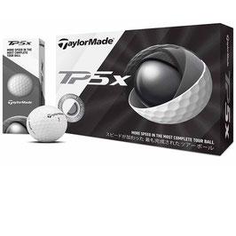 テーラーメイド TaylorMade TP5x ボール 1ダース(12個入り)