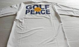 r&s GOLF PEACE MOCK L.S RSM-21228 WHITE