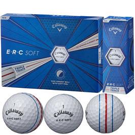 キャロウェイゴルフE・R・C ソフト ボール  1ダース(12個入り)ホワイト