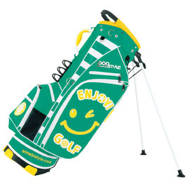 WINWIN STYLE ENJOY GOLF STAND BAG BORDER GN (CB-869)
