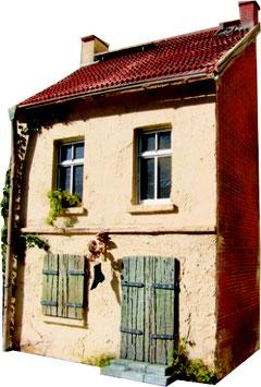 Stangel - H0 | Wohnhaus Dorfstrasse 7 (BSH0/052/05)