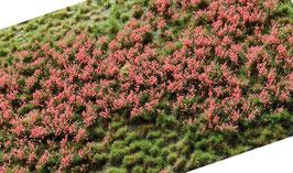 Welberg - Gras mit pinken Blüten, 4,5 mm, 15x21cm (PP242)