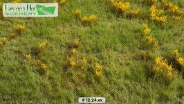 Lars op't Hof - Grünfläche mit Ringelblumen - Höhe +/- 6 mm - 3 Größen wählbar - 12.24